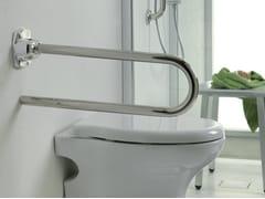 Maniglione bagno ad U ribaltabile per wcHELP | Maniglione bagno ribaltabile - INDA®