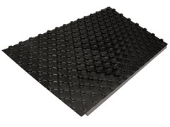 Pannello radiante a pavimentoHENCO FLOOR PLAST DARK - HENCO BY CAPPELLOTTO