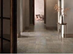 Pavimento/rivestimento in gres porcellanato effetto pietraHERITAGE - GRUPPO CERAMICHE RICCHETTI