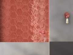 Terratinta Ceramiche, HEXA Mosaico in gres porcellanato