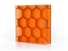 Pannello prefabbricato in materiale compositoHEXABEN™ - BENCORE®