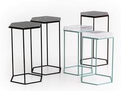 Tavolino esagonaleHEXXED - MOROSO