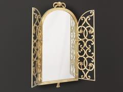 Specchio in ferro battuto con cornice da pareteHF2000MI | Specchio - OFFICINACIANI DI CATERINA CIANI & CO.