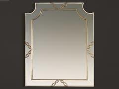 Specchio rettangolare in ferro battuto con cornice da pareteHF2006MI | Specchio - OFFICINACIANI DI CATERINA CIANI & CO.