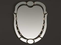 Specchio in ferro battuto da pareteHF2007MI | Specchio - OFFICINACIANI DI CATERINA CIANI & CO.