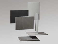HI-MACS, HI-MACS® - Concrete Superficie tridimensionale in Solid Surface