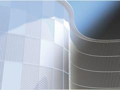 Materiale di rivestimento per facciateHI-MACS Exteria® - HI-MACS® BY LG HAUSYS EUROPE