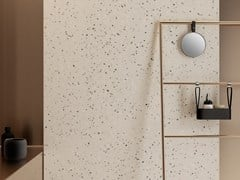 Superficie tridimensionale in Solid Surface HI-MACS® Terrazzo - HI-MACS® BY LG HAUSYS EUROPE