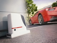 Sistemi ad alta velocità per l'automazione di cancelliHI-SPEED - NICE