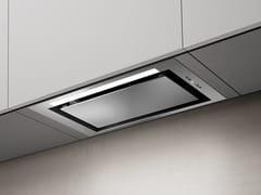 Cappa in acciaio inox ad incasso con illuminazione integrataHIDDEN 2.0 - ELICA