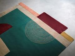 Tappeto a motivi geometriciHIGH CURVES - BESANA MOQUETTE