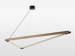 LAMPADA A SOSPENSIONE A LED HIGHLINE 3D - ARCHIER