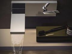 Miscelatore per lavabo a muro con piastraHIM | Miscelatore per lavabo a muro - ZUCCHETTI RUBINETTERIA