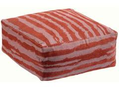 Pouf quadrato in cotoneHINDI | Pouf - VIVARAISE