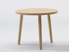 Tavolino alto in faggioHIROSHIMA 3960-36 - MARUNI WOOD INDUSTRY