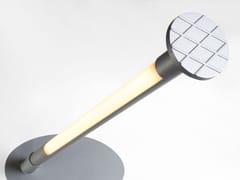 Paletto luminoso fluorescente in alluminioHIT-ME - MODULAR LIGHTING INSTRUMENTS