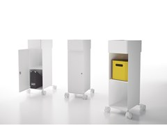 Carrello in acciaioHOLD DAILY - SYSTEMTRONIC