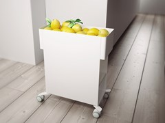 Carrello in acciaioHOLD - SYSTEMTRONIC