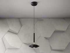 Lampada a sospensione a LED in alluminioHOLOGRAM 3D - LINEA LIGHT GROUP
