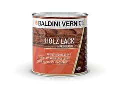 BALDINI VERNICI, HOLZ LACK IMPREGNANTE Protettivo e decorativo per legno