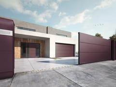 WISNIOWSKI, HOME INCLUSIVE 2.0 Porta d'ingresso in alluminio per esterno