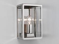 Lampada da parete per esterno a luce diretta e indiretta in acciaioHOMEFIELD - ASTRO LIGHTING