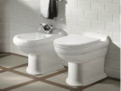 Wc in ceramica HOMMAGE | Wc - Hommage