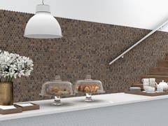 Rivestimento piscine / Mosaico HONEY WOODS ROYAL DARK - Honey