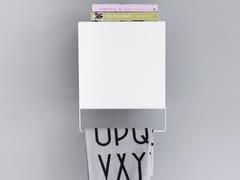 Porta asciugamani in acciaio verniciato a polvereHOOP - ANNE LINDE