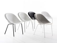 Sedia da giardino in poliuretanoHOOP | Sedia in poliuretano - B-LINE