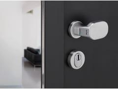 Maniglia per porte d'ingresso con scanner per impronte digitali HOPPE IDENCOM | Maniglia per porte d'ingresso - Hoppe Idencom