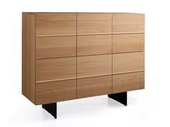 Credenza in legno massello HORIZON | Credenza - Oliver B. Casa