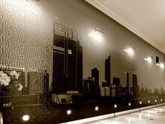 Mosaico in poliuretano per interni ed esterniPHOTOGRAPHIC MOSAIC - HOTEL PROJECT 1 - MYMOSAIC