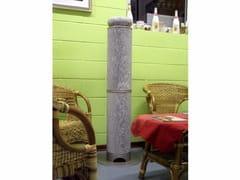 Stufa elettrica in pietra naturale ad accumuloHRST1200SE   Stufa elettrica in pietra naturale - KARNIAFIRE