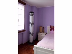 Stufa elettrica in ceramica con diffusore portaessenze HRST1800E | Stufa elettrica - HRS1800