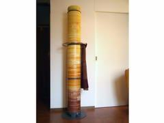 Stufa elettrica ad accumulo con portasalviette HRST1800S2E | Stufa elettrica in ceramica - HRS1800