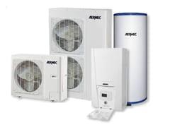 Pompa di calore ad acqua/acquaHSI - AERMEC