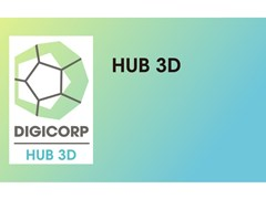 Software online/cloud HUB 3D - DIGI CORP