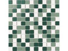 Mosaico in gres porcellanato per interni ed esterniHUGO MIX MATT - LUCIDI - CE.SI. CERAMICA DI SIRONE