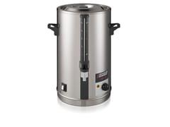 Erogatore d'acqua calda in acciaio inox con allaccio idricoHW+ 520 - BRAVILOR ITALIA