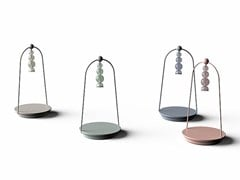 Lampada da tavolo con ricarica wireless senza fili HWA SMART - LISTEN COMMUNICATION CO.