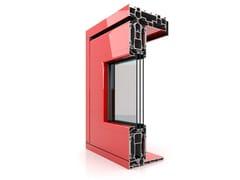 Twin Systems, HX 160 Profilati per finestre e porte alzanti-scorrevoli