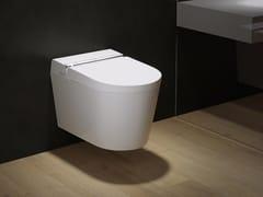Uspa Europe, HYGEA Smart toilet in Vitreous China con sedile in termoindurente
