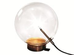 Lampada da tavolo alogena in vetro soffiatoBOLLE 1 - GALLOTTI&RADICE