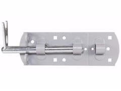 Catenaccio portalucchetto pesante in acciaio verniciatoCatenaccio portalucchetto pesante - UNIFIX SWG