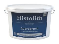Fondo di collegamento ai silicati di potassio riempitivo ed uniformanteHistolith Quarzgrund - DAW ITALIA GMBH & CO. KG