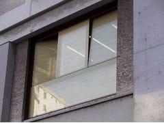 Serramento tutto vetro interno ed esternoI AM CRYSTAL SCULPTURES - PIAVEVETRO