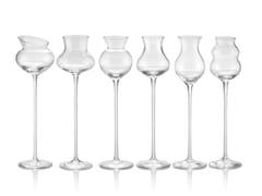 Bicchiere da liquore in vetroI DISTILLATI | Bicchiere in vetro - INDUSTRIA VETRARIA VALDARNESE