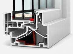 Fissaggio perimetrale continuo isolante per infissi I-TEC VETRAGGIO - Innovazioni I-tec