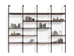 Libreria a giorno modulareIAN - BERTO